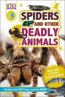 Dk - Spiders and Other Deadly Animals (DK Readers Level 4) - 9780241225059 - V9780241225059