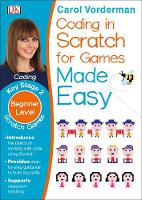 Dk - Computer Coding Scratch Games Made Easy - 9780241225165 - V9780241225165