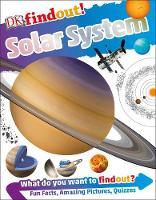 Dk - Solar System (DK Findout!) - 9780241225202 - V9780241225202