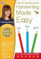 Vorderman, Carol - Hand Writing Made Easy Joined Writing - 9780241225370 - V9780241225370
