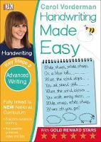 Vorderman, Carol - Handwriting Made Easy Advanced Writing - 9780241225387 - V9780241225387