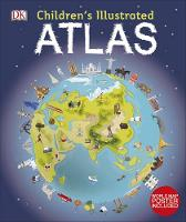 Brooks, Andrew - Children's Illustrated Atlas (Dk Childrens Atlas) - 9780241228074 - V9780241228074