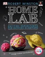 DK - Home Lab: Exciting Experiments for Budding Scientists - 9780241228449 - V9780241228449