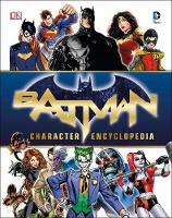NA - Batman Character Encyclopedia - 9780241232071 - V9780241232071