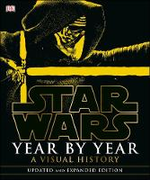 Dk - Star Wars Year by Year Updated Edition - 9780241232415 - V9780241232415