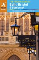 Rough Guides - The Rough Guide to Bath, Bristol & Somerset - 9780241237458 - V9780241237458