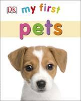 Currie Robin/ Basaluzzo Constanza (ILT) - My First Pets - 9780241237564 - V9780241237564