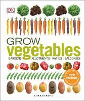 Buckingham, Alan - Grow Vegetables - 9780241239100 - V9780241239100
