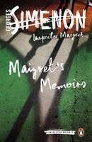 Simenon, Georges - Maigret's Memoirs (Inspector Maigret) - 9780241240175 - V9780241240175