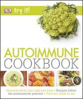 NA - Try it! Auto-Immune Cookbook - 9780241240724 - V9780241240724