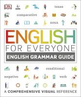 DK - English for Everyone English Grammar Guide: A Complete Self Study Programme - 9780241242360 - V9780241242360