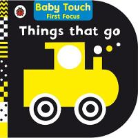Ladybird - Things That Go: Baby Touch First Focus - 9780241243268 - V9780241243268
