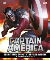 Dk - Captain America: The Ultimate Guide to the First Avenger - 9780241245903 - V9780241245903