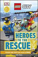 Ripley, Esther - DK Reads LEGO® City Heroes to the Rescue (Dk Reads Level 2) - 9780241246276 - V9780241246276
