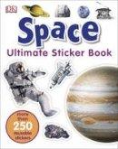 Dk - Space Ultimate Sticker Book - 9780241247358 - V9780241247358