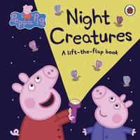 Peppa Pig - Peppa Pig: Night Creatures - 9780241249918 - 9780241249918