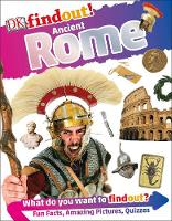 Dk - Ancient Rome (DK Findout!) - 9780241250235 - V9780241250235
