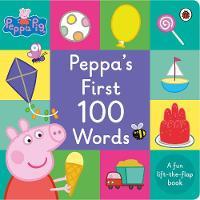 Peppa Pig - Peppa Pig: Peppa's First 100 Words - 9780241251683 - 9780241251683