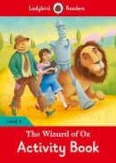 Ladybird - The Wizard of Oz Activity Book – Ladybird Readers Level 4 - 9780241253755 - V9780241253755