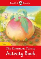 Ladybird - The Enormous Turnip Activity Book – Ladybird Readers Level 1 - 9780241254196 - V9780241254196