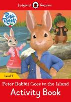 Ladybird - Peter Rabbit: Goes to the Island Activity Book - Ladybird Readers: Level 1 - 9780241254240 - V9780241254240