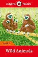 Ladybird - Wild Animals – Ladybird Readers Level 2 - 9780241254455 - V9780241254455