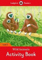 Ladybird - Wild Animals Activity Book – Ladybird Readers Level 2 - 9780241254530 - V9780241254530
