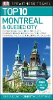 DK Travel - DK Eyewitness Top 10 Travel Guide Montreal & Quebec City - 9780241256886 - 9780241256886