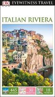 Dk Eyewitness - DK Eyewitness Travel Guide Italian Riviera (Eyewitness Travel Guides) - 9780241263563 - KTG0020192