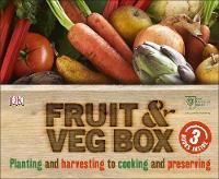 DK - RHS Fruit & Veg Box - 9780241270035 - V9780241270035
