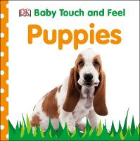 Dk - Baby Touch and Feel Puppies - 9780241273135 - V9780241273135