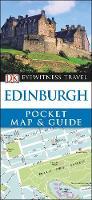 Dk - DK Eyewitness Pocket Map and Guide Edinburgh - 9780241273647 - V9780241273647
