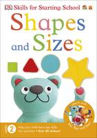 Dk - Shapes and Sizes (Skills for Starting School) - 9780241274392 - V9780241274392