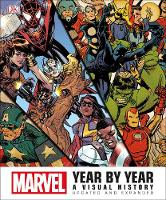 Dk - Marvel Year by Year Updated edition - 9780241281000 - V9780241281000