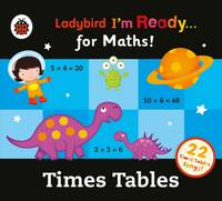 - Ladybird Times Tables Audio Collection: I'm Ready for Maths - 9780241282595 - V9780241282595