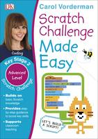 Vorderman, Carol - Scratch Challenge Made Easy - 9780241282823 - V9780241282823