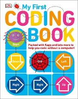 Prottsman, Kiki - My First Coding Book: Packed with flaps and lots more to help you code without a computer! - 9780241283356 - V9780241283356