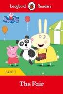 Ladybird - Peppa Pig: The Fair - Ladybird Readers Level 1 - 9780241283578 - V9780241283578