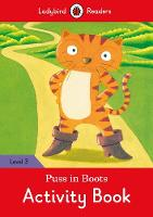 Ladybird - Puss in Boots activity book - Ladybird Readers Level 3 - 9780241284278 - V9780241284278