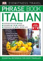 Dk - Eyewitness Phrase Book Italian - 9780241289389 - V9780241289389