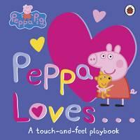 Ladybird - Peppa Loves - 9780241294024 - V9780241294024