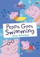 PEPPA GOES SWIMMING - - Peppa Goes Swimming (Peppa Pig) - 9780241294574 - V9780241294574
