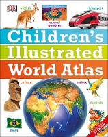Dk - Children's Illustrated World Atlas - 9780241296912 - V9780241296912