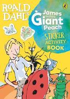 Dahl, Roald - Roald Dahl's James and the Giant Peach Sticker Activity Book - 9780241322222 - V9780241322222