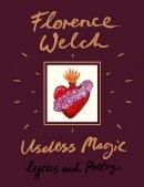 Barret, Roland - Useless Magic: Lyrics and Poetry - 9780241347935 - V9780241347935