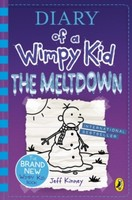 Kinney, Jeff - Diary of a Wimpy Kid: The Meltdown (book 13) - 9780241363072 - V9780241363072
