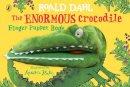 Dahl, Roald - The Enormous Crocodile's Finger Puppet Book - 9780241372968 - V9780241372968