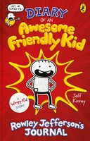 Kinney, Jeff - Diary of an Awesome Friendly Kid - 9780241405604 - V9780241405604