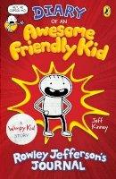 Kinney, Jeff - Diary of an Awesome Friendly Kid: Rowley Jefferson's Journal (Diary of a Wimpy Kid) - 9780241405703 - 9780241405703