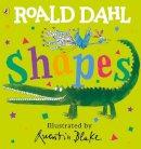 Dahl, Roald - Roald Dahl: Shapes - 9780241439999 - V9780241439999